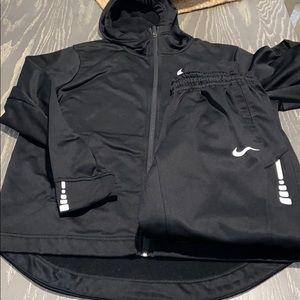 Men's Nike hoddie and pants
